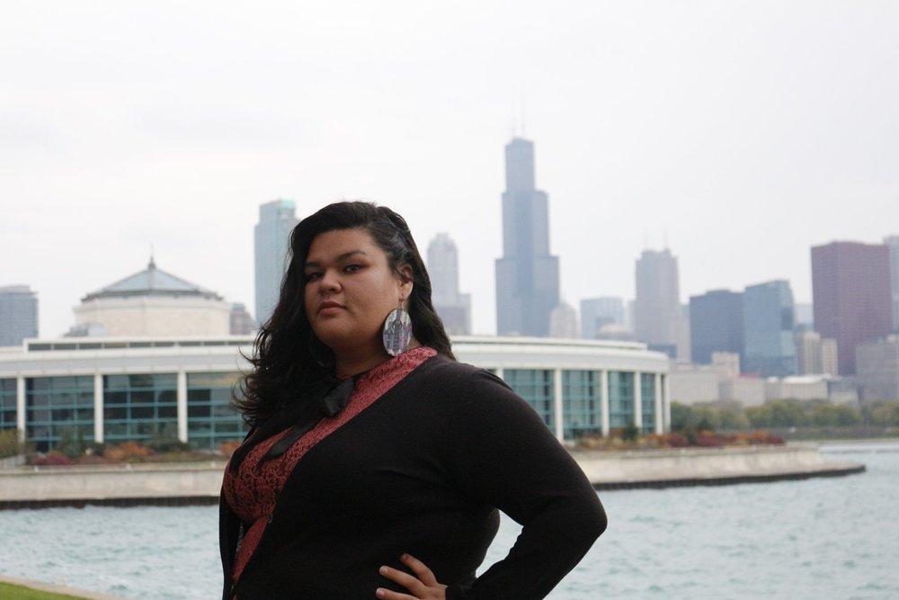 Fawn Pochel - Education CoordinatorFirst Nations Oji-Creefawn@aicchicago.org