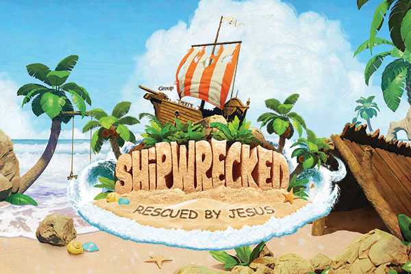 VBS 2018 | Shipwrecked: Rescued by Jesus