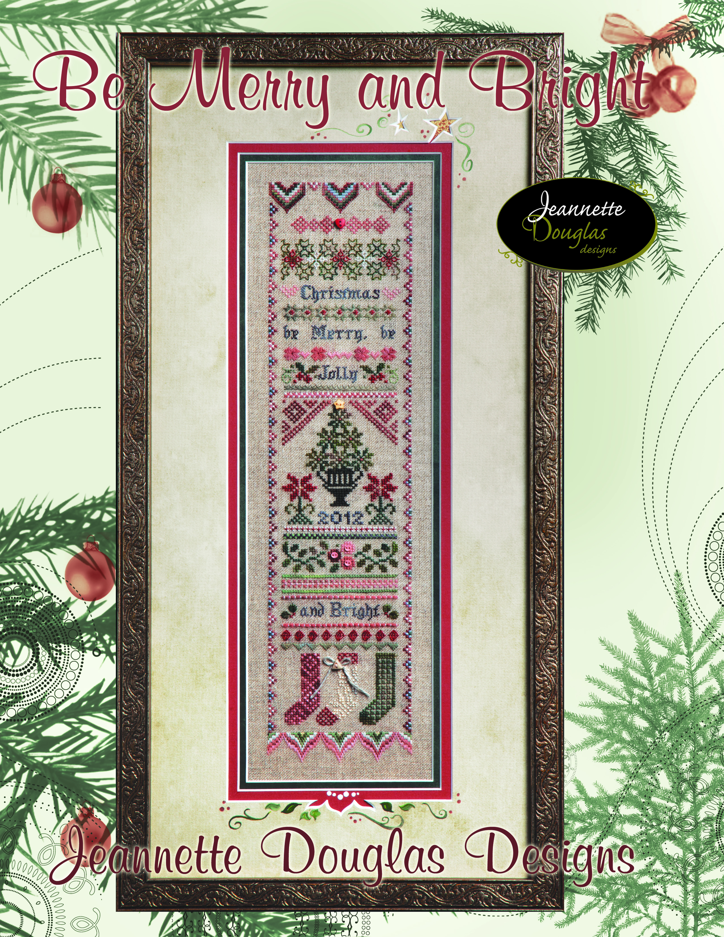 Be Merry and Bright Sampler