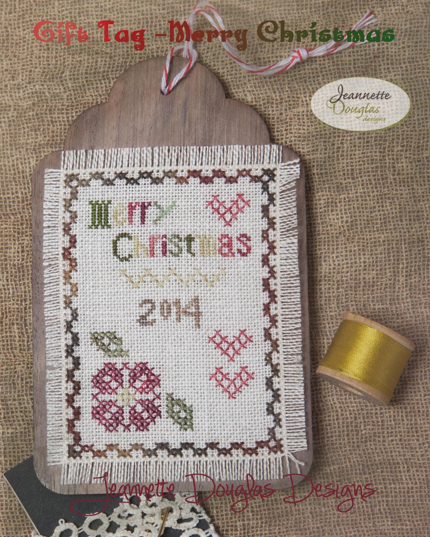 Gift Tag -Merry Christmas
