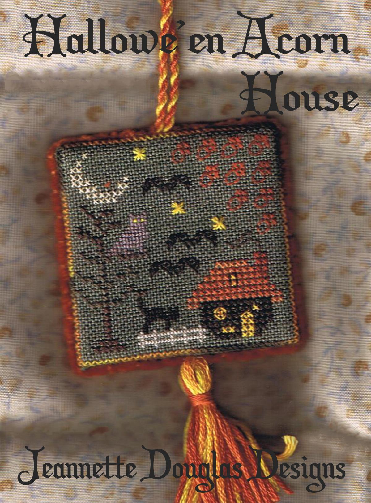 Halloween Acorn House