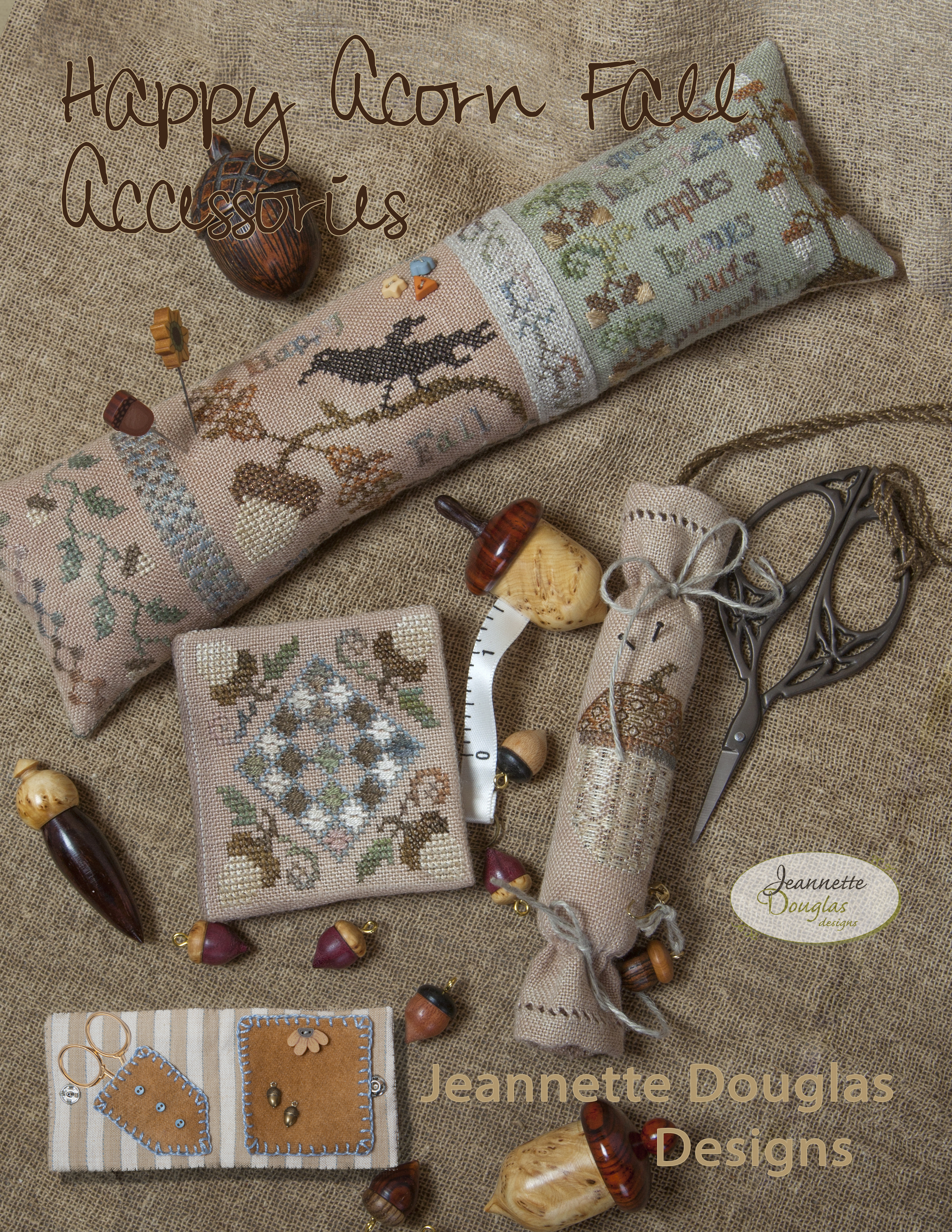 Happy Acorn Fall Accessories