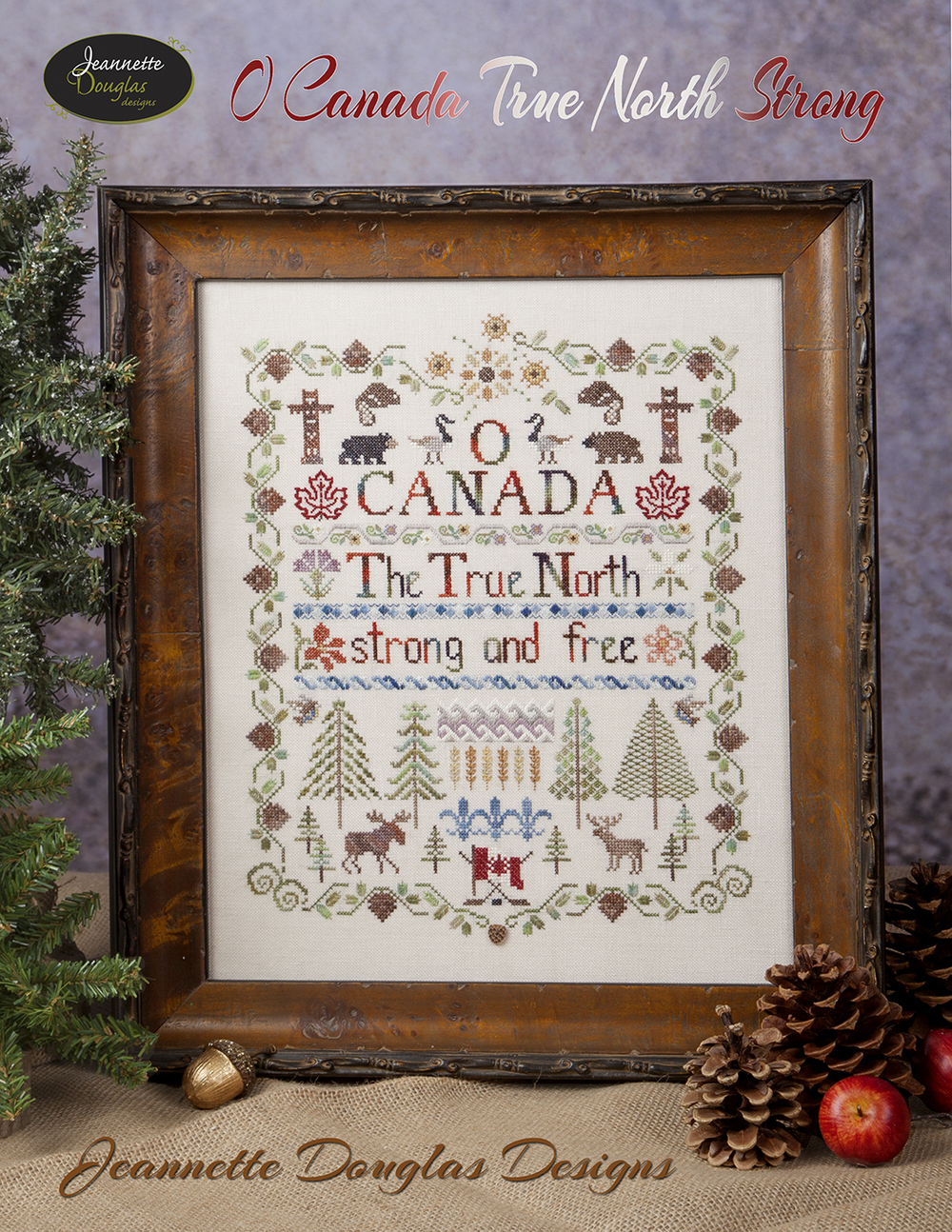 O Canada True North Strong