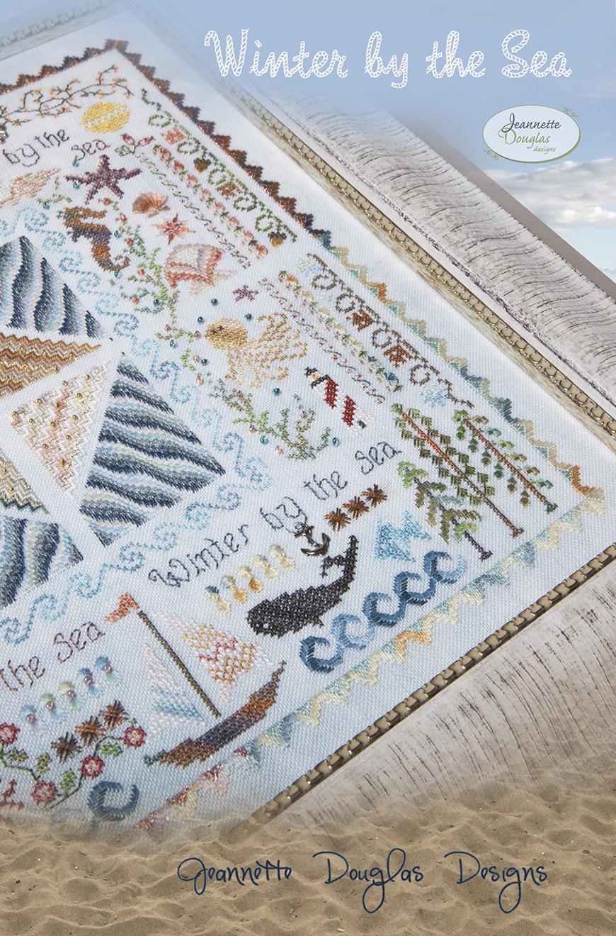 Winter by the Sea — Jeannette Douglas Designs