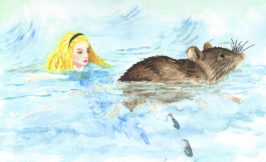 Alice's Adventures in Wonderland by Lauren Victoria Reeves