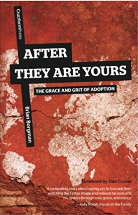 After They Are Yours: The Grace and Grit of Adoption  by Brian Borgman   Adoption