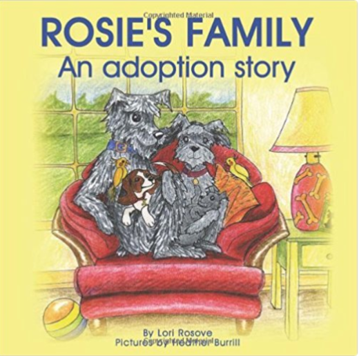 Rosie's Family: An Adoption Story  by Lori Rosove   Adoption