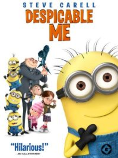 Despicable Me  -  Adoption Related Themes