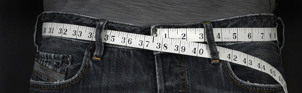 How to measure your waist for a custom Obscure Belt