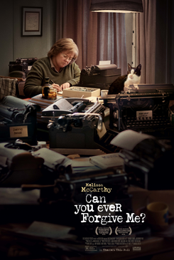 2018 Can You Ever Forgive Me Soundtrack with Justin Vivian Bond