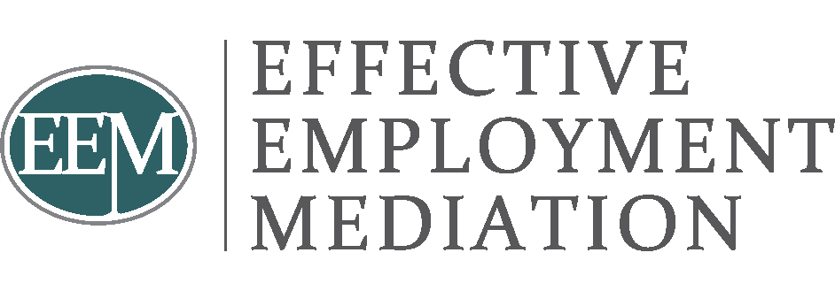 effective employment mediation