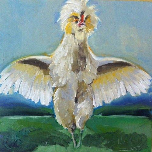 Victorias' Wings