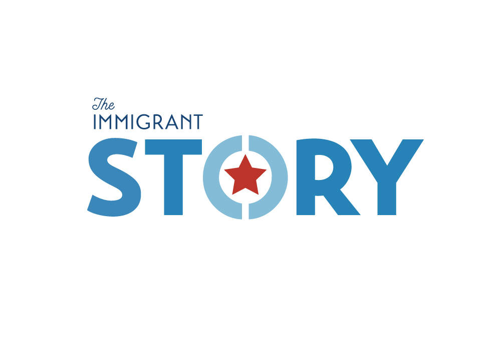 Primary Logo | The Immigrant Story