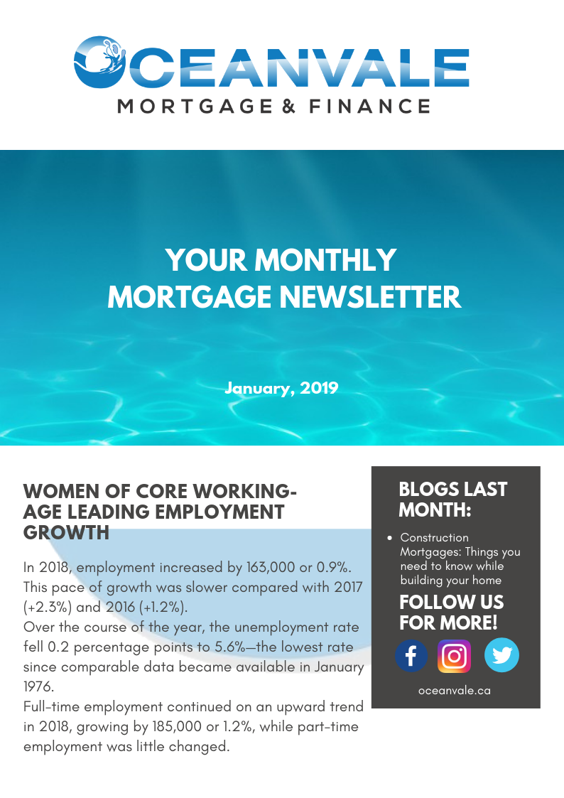Oceanvale January 2019 Newsletter_1