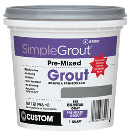 I would NOT recommend this grout for floor tiles.