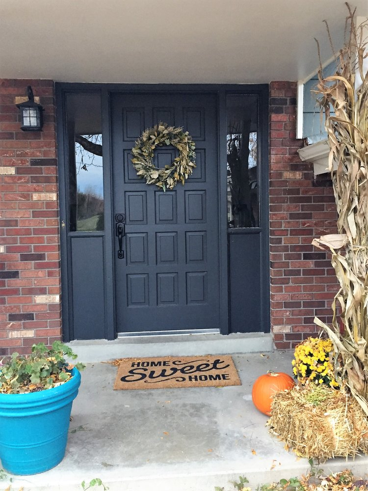 Front entry refresh
