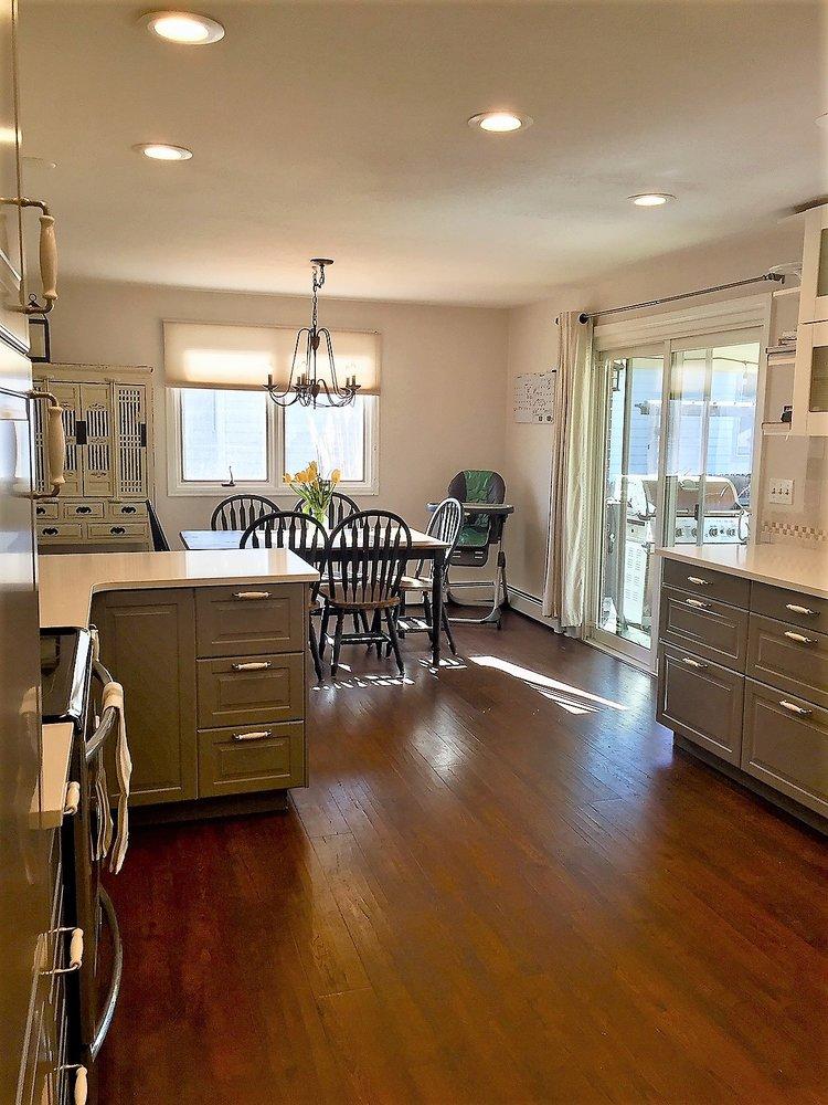 Phase 2 kitchen renovation