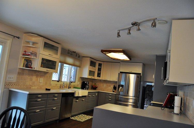 Phase 1 kitchen renovation