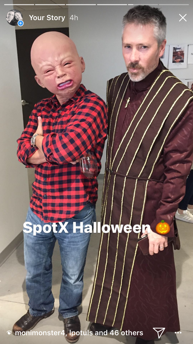 The CEO and CFO of SpotX