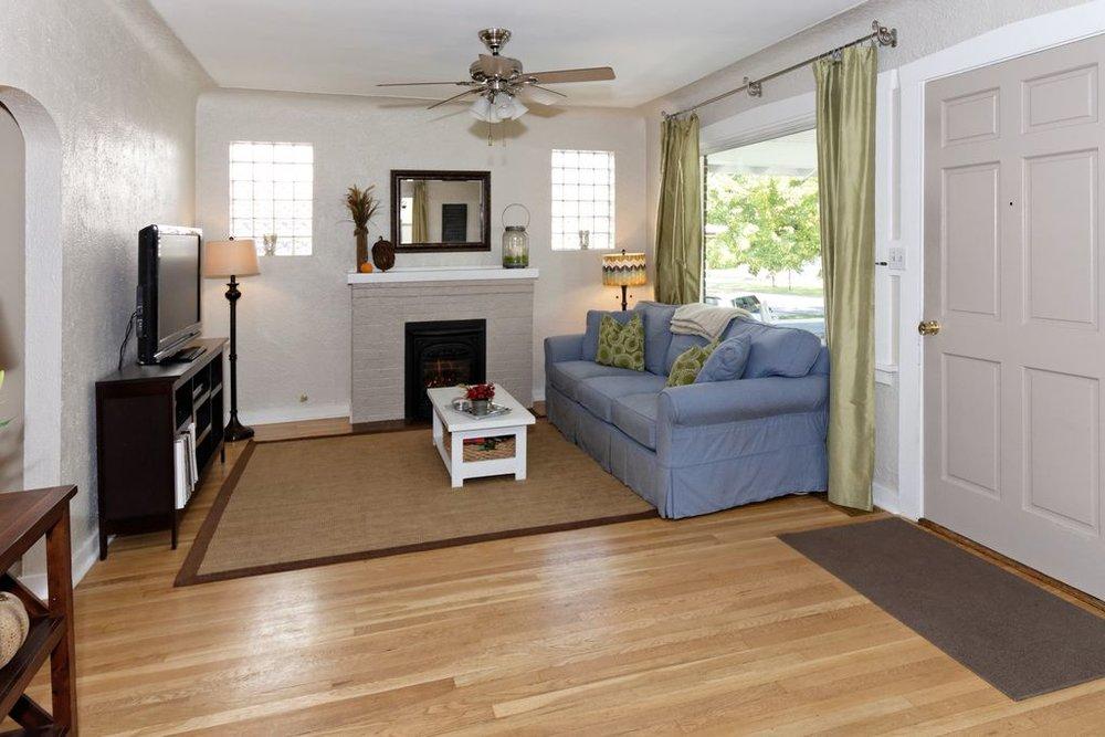 Neighborhood House Living Room