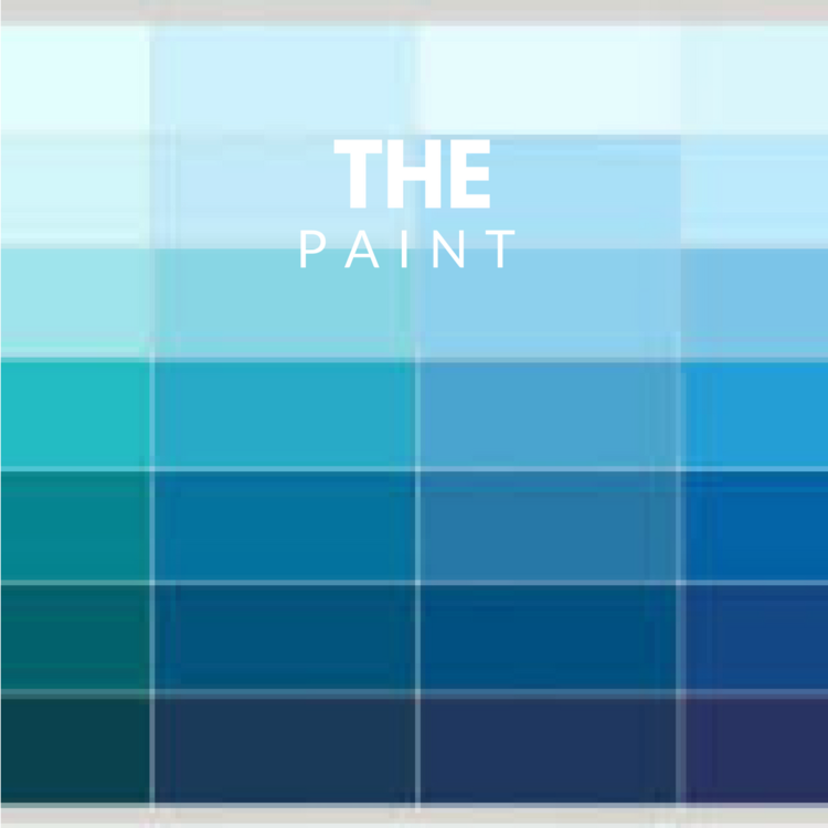 List the paint colors used in your home