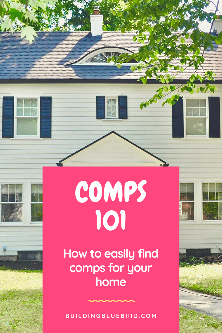 How to easily find comparables for your home