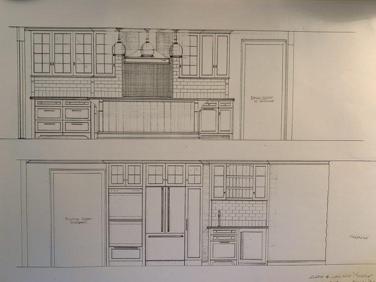Kitchen design by Jeff Unverferth