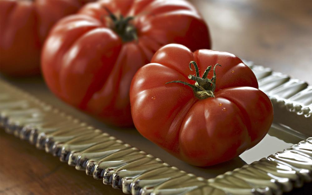 Herrloom tomatoes