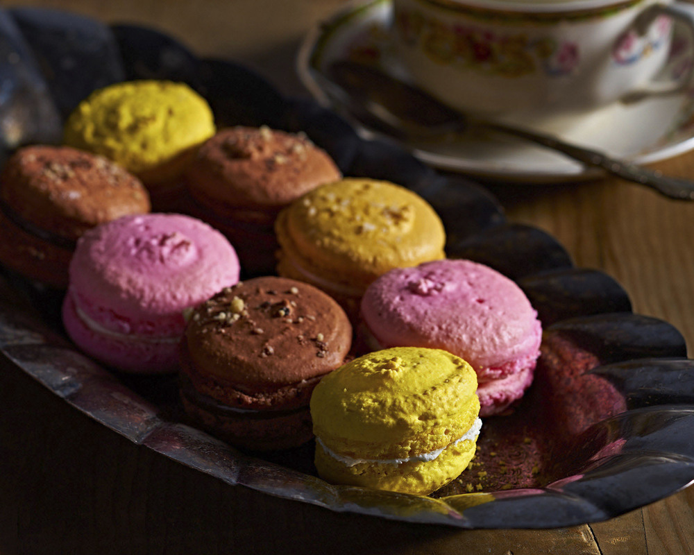 Colorful Macarones