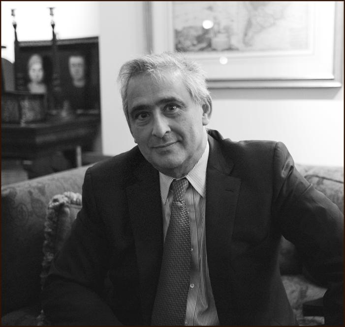 Author, Antonio Elmaleh – Photo: Jon Fauer