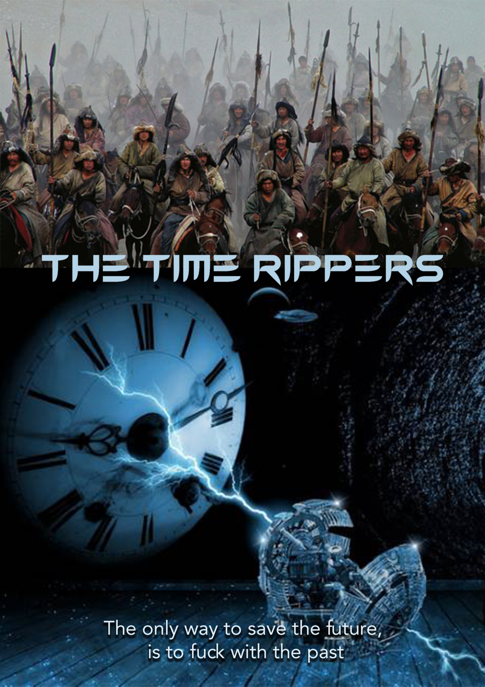 the Time Rippers POSTER.png