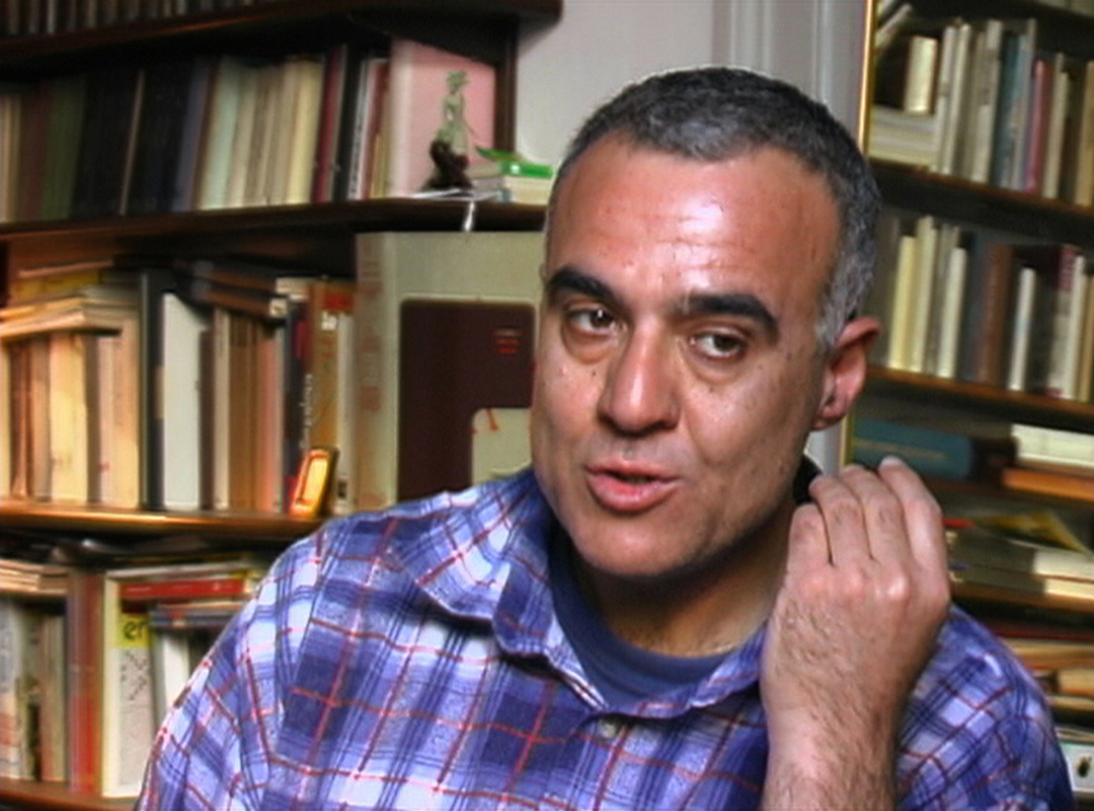 Vicenzo, gay activist in Palermo