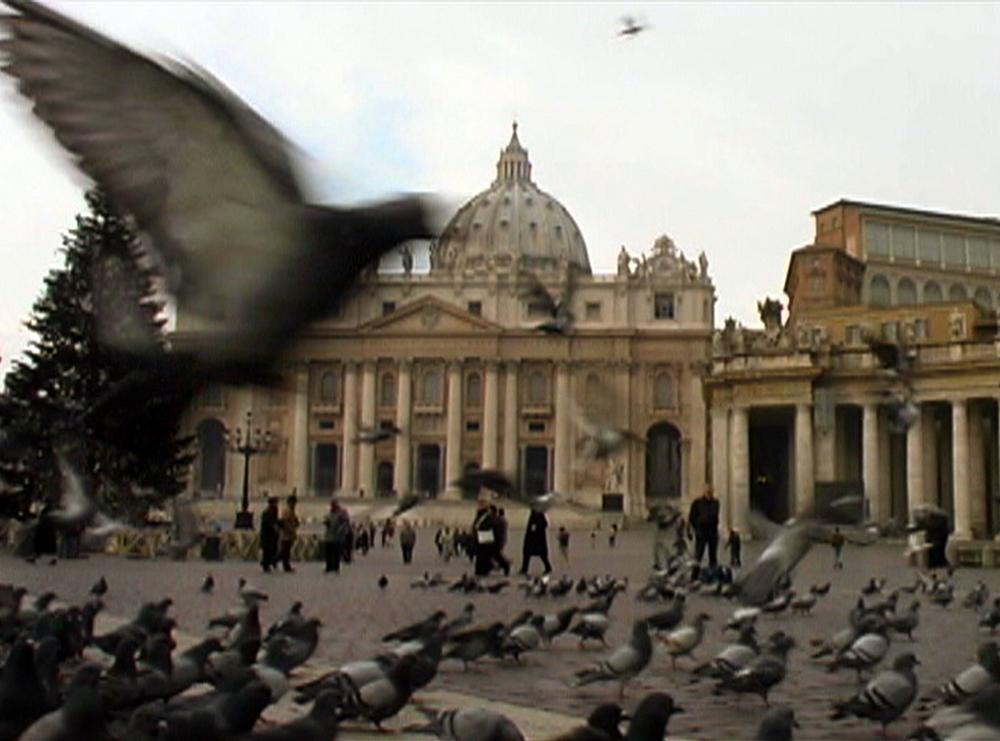 Colombi al Vaticano