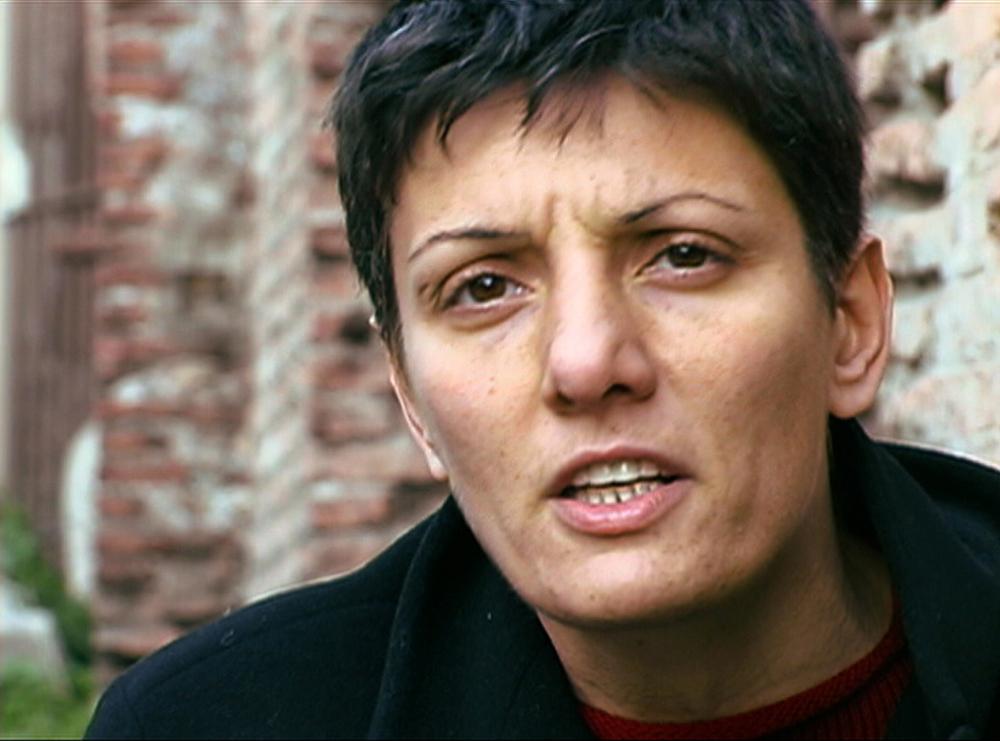 Imma Battagalia, leader per i diritti gay a Roma