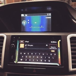 An #awesome after market #car #navigation #system from Stereo Depot.