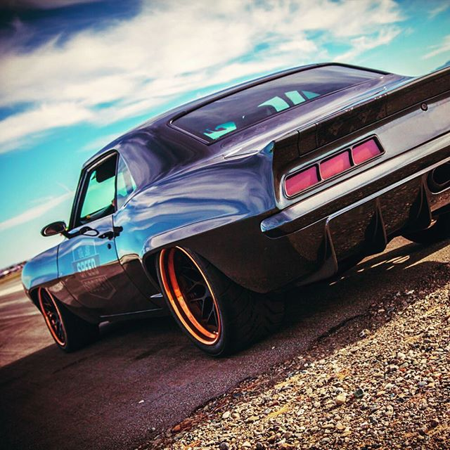If you don't #love this #camaro then you just don't love #cars