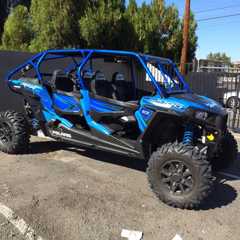 Stereo Depot in El Cajon has the best Polaris RZR customization in San Diego. Bring your Polaris Razor in to our El Cajon office to get great speakers and more.