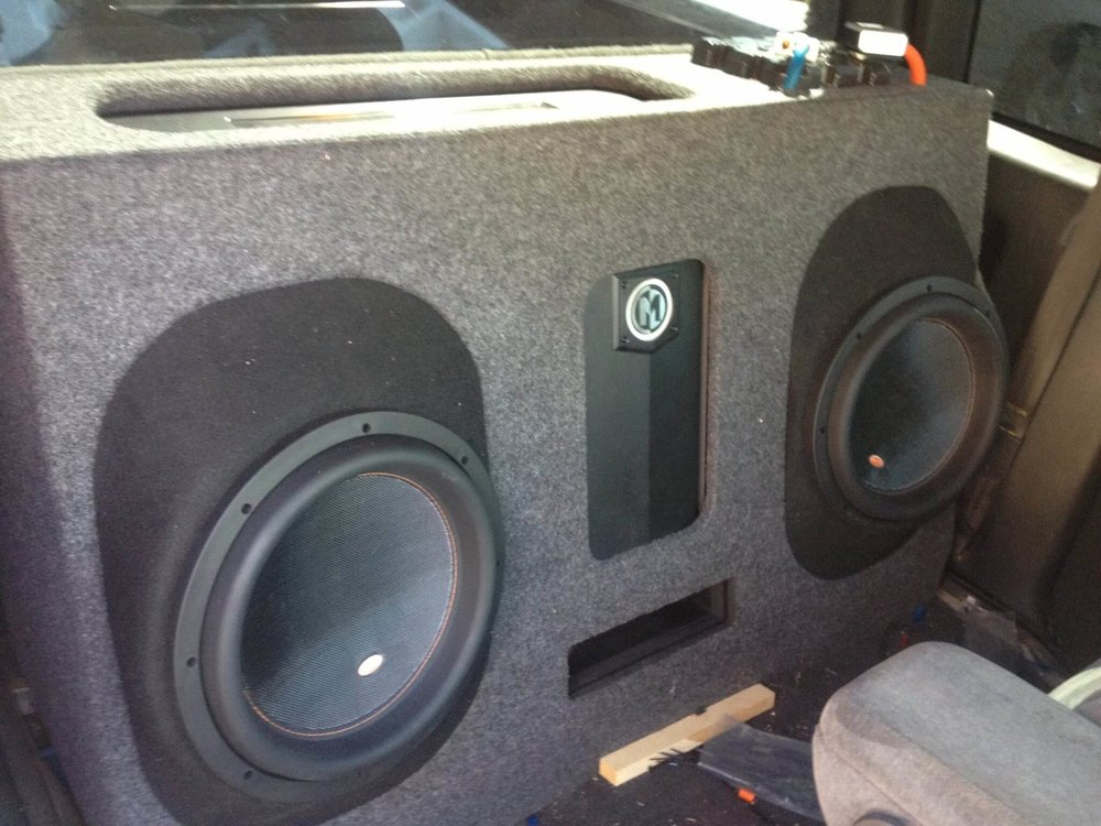 Custom Car Speaker Installation in San Diego & El Cajon