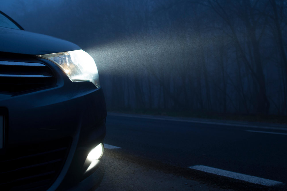 Benefits of HID headlight installation in San Diego & El Cajon.