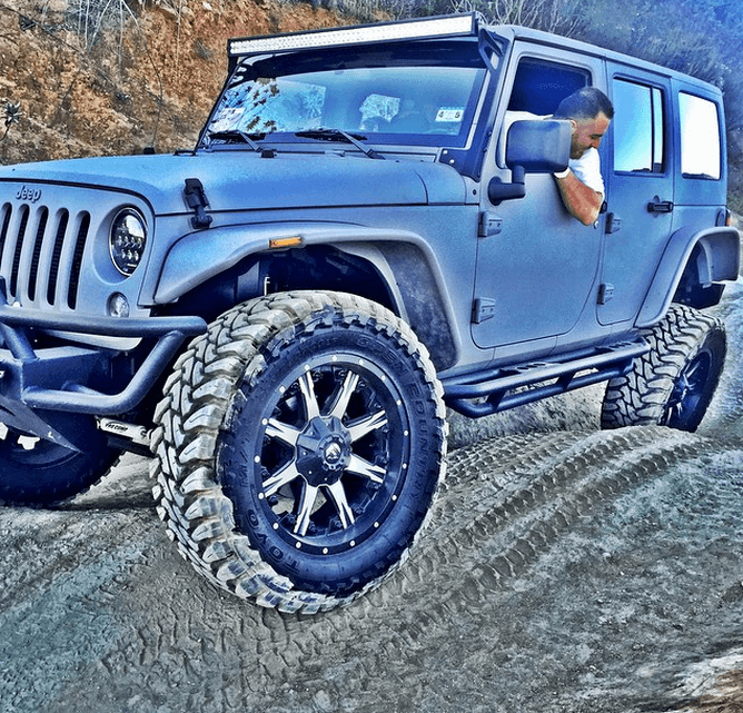 San Diego Jeep Lift Kits for offroading