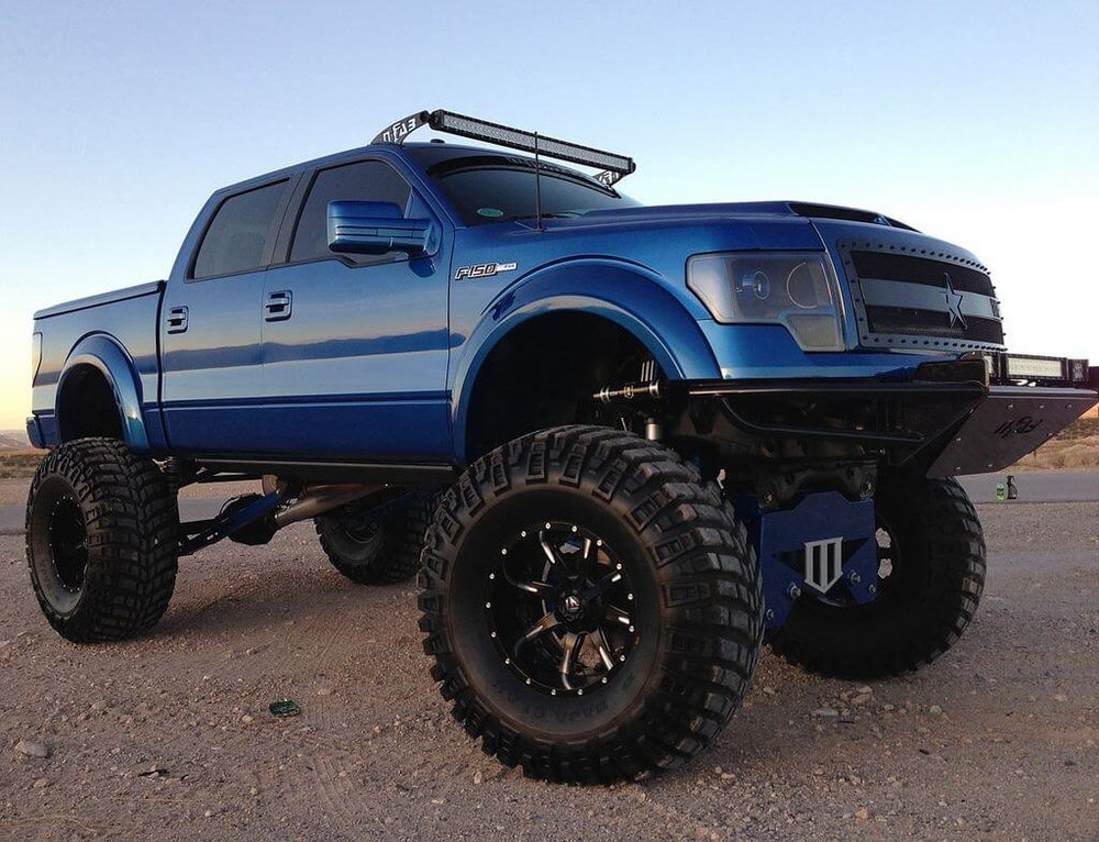 Best Truck Lift Kits in San Diego & El Cajon