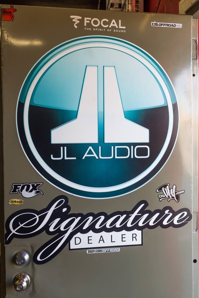 JL Audio Speaker Systems for Your Car in San Diego