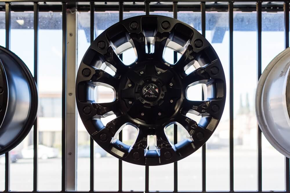 Car Rims, Wheels & Tires in San Diego & El Cajon