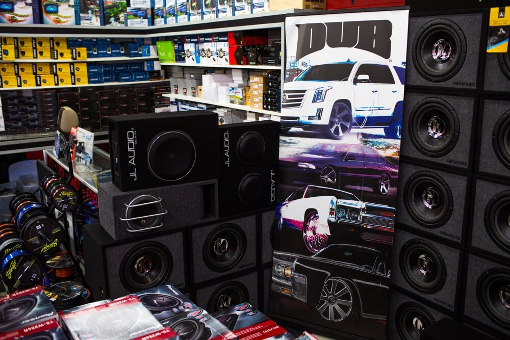 Bluetooth Car Audio Installation in El Cajon