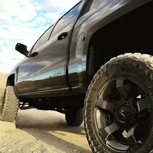 Offroad and truck lift kits in San Diego.