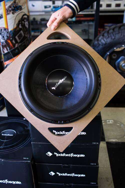 car stereo system cost San Diego.
