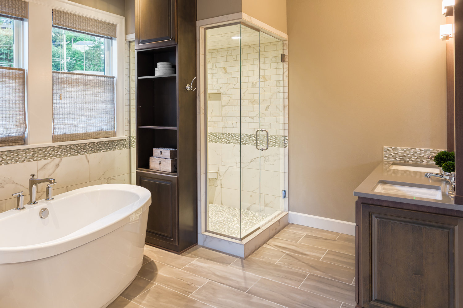 About Us Wood Stone Renovations - Time to renovate bathroom