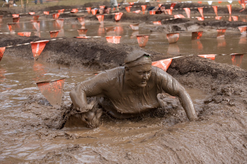Mud Run- Merrel Sports