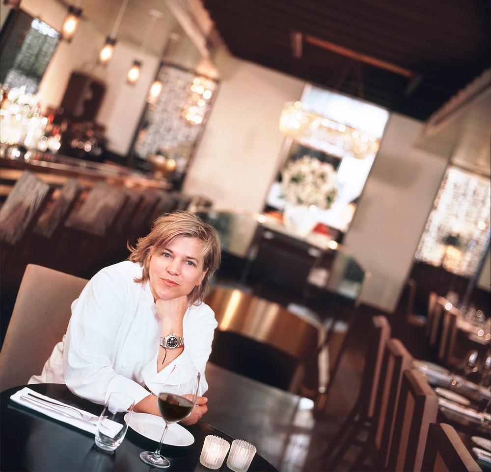 Jodi Williams- Chef