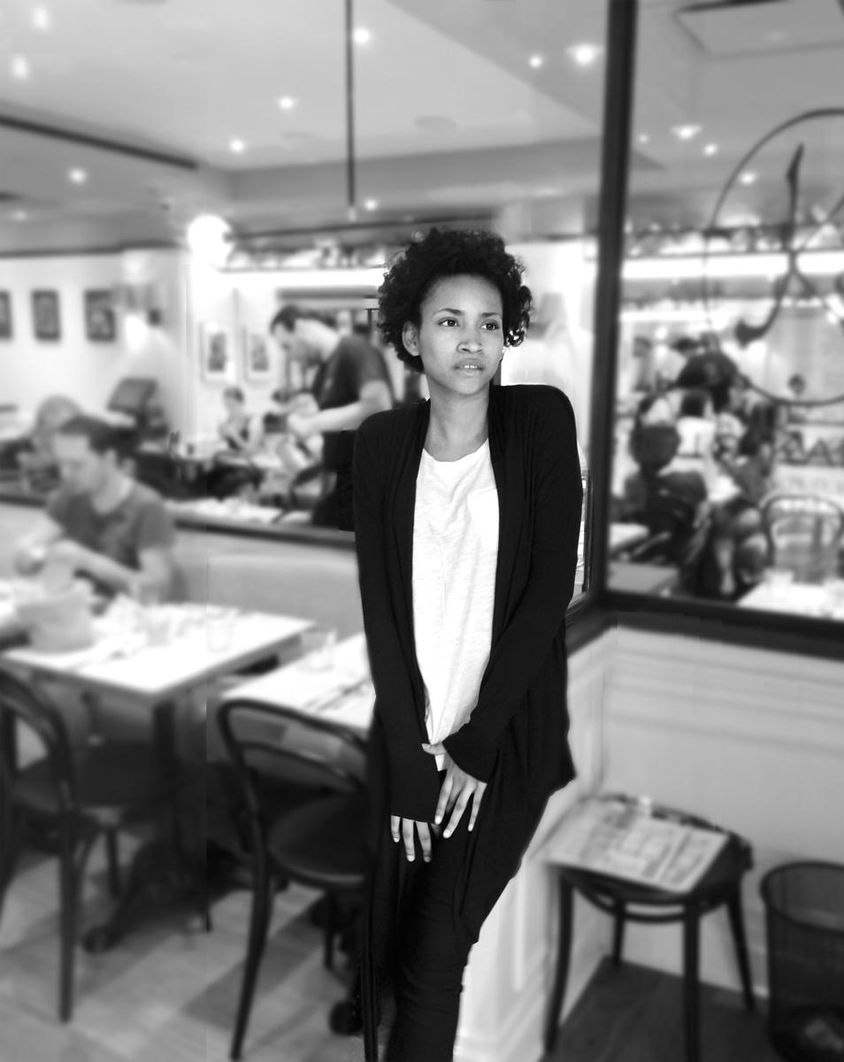 Cafe Portrait